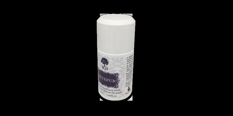 etiquette flacon deodorant